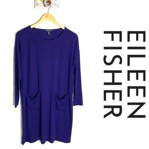 Eileen Fisher Pocket Dress 232